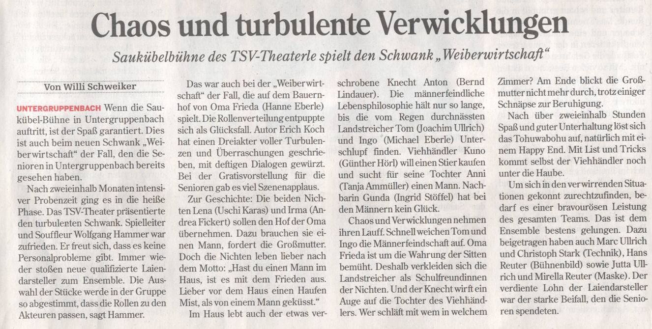 Heilbronner stimme v 08 11 2006